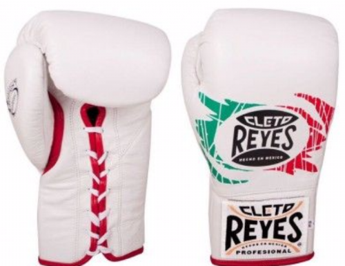 Cleto Reyes Safetech Contest Gloves - Mexican Flag